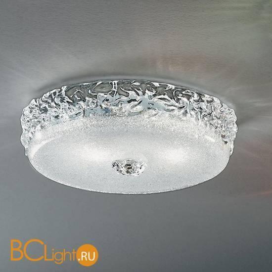 Потолочная лампа Vetri Lamp 999/40 Bianco/Cristallo