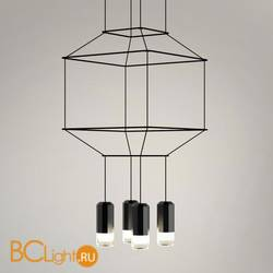 Подвесной светильник Vibia Wireflow 0412 04 /1A