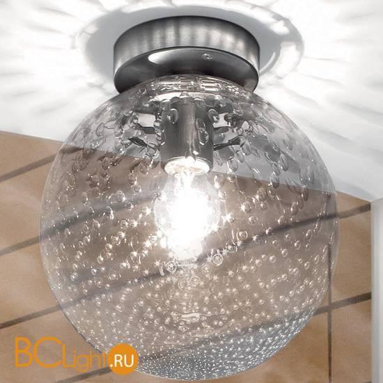 Потолочный светильник Vistosi Bolle PL G E27 CR/TR NI