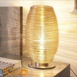 Настольная лампа Vistosi Damasco LT G E27 CR/TO NI