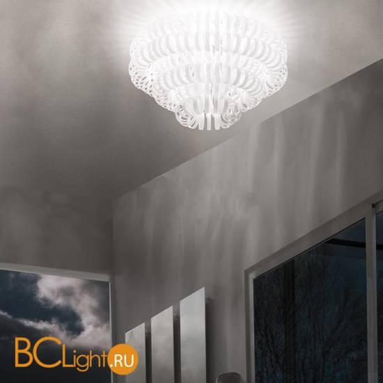 Потолочый светильник Vistosi Ecos PL 90 E27 BC CR