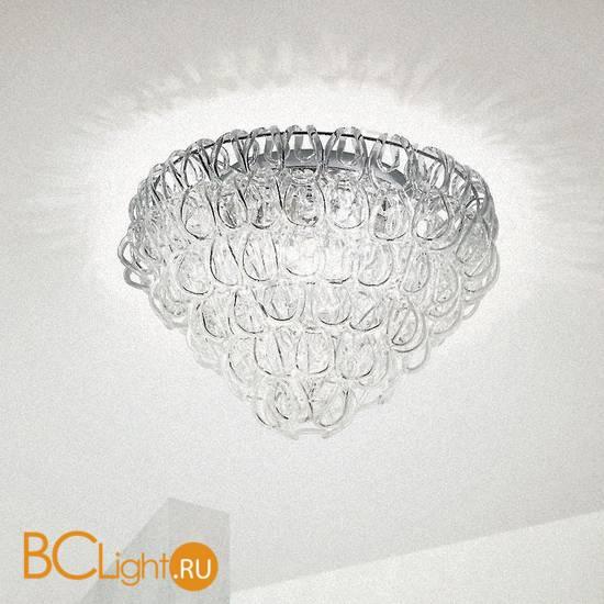 Потолочный светильник Vistosi Giogali PL 60 E27 CR/TR CR