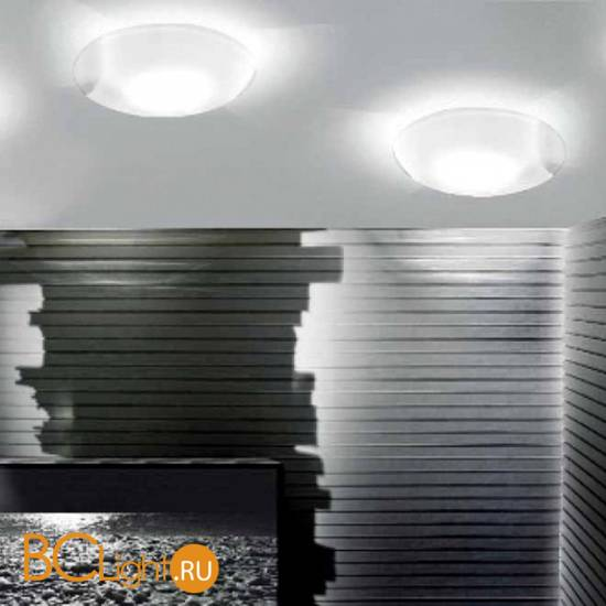 Потолочный светильник Vistosi Lio PP 40 E27 CR/BC BC