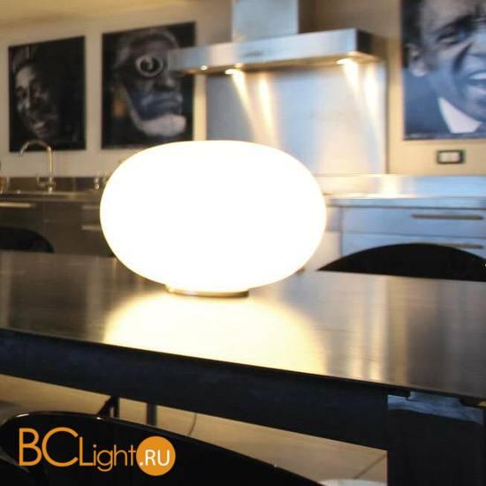 Настольная лампа Vistosi Lucciola LT M E27 BC NI