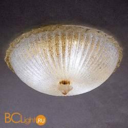 Потолочный светильник Vistosi Morrise PL 60 E27 CR/GA OR