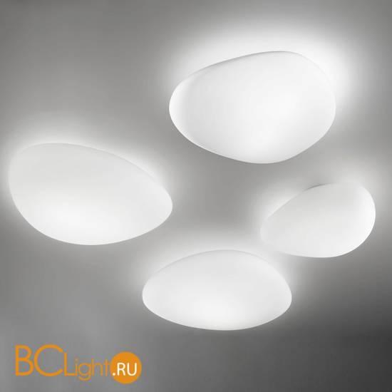 Настенно-потолочный светильник Vistosi Neochic R PP R E27