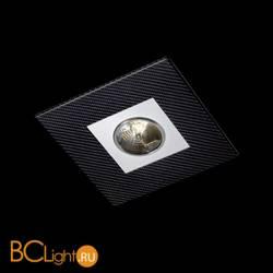 Потолочный светильник Vistosi Nerocarbonio Square PL 300 PLSQUAR300