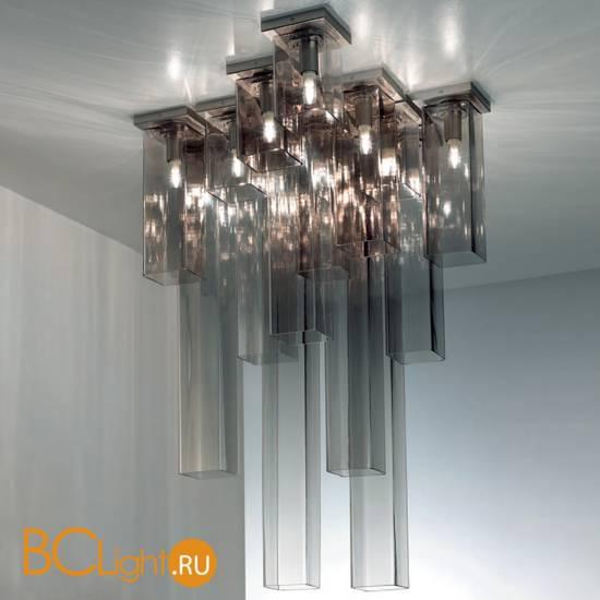 Потолочный светильник Vistosi Tubes PL 15 E27 FU NI