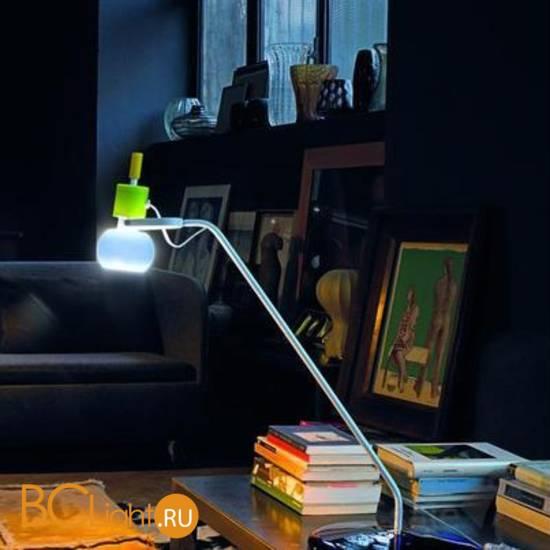 Настольная лампа Vistosi Vega LT ALO MC/1 BC