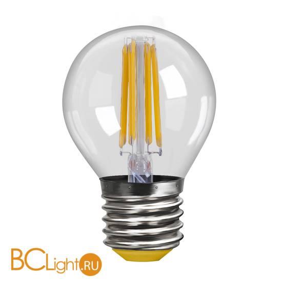 Лампа Voltega E27 LED 6W 2800K VG10-G1E27warm6W-F 7023