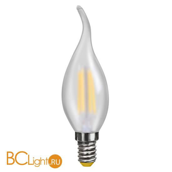 Лампа Voltega E14 LED 6W 550Lm 2800K VG10-CW2E14warm6W-F 7025