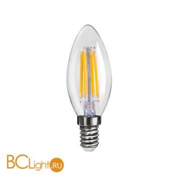 Лампа Voltega E14 LED 6W 580Lm 2800K VG10-C1E14warm6W-F 7019