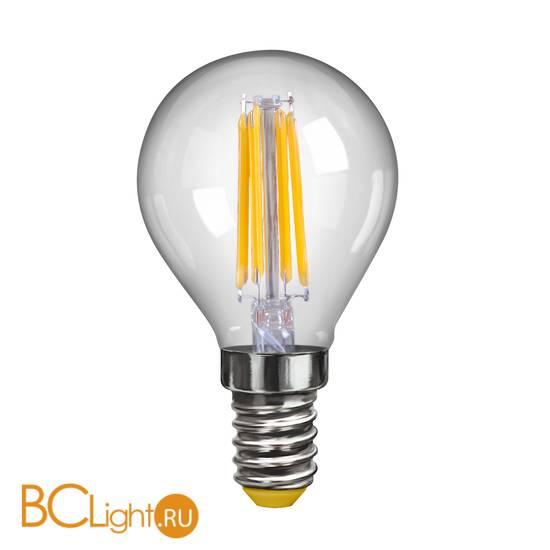 Лампа Voltega E14 LED 6W 600Lm 4000K VG10-G1E14cold6W-F 7022