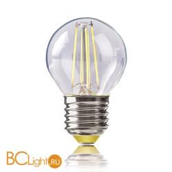 Лампа Voltega E27 LED 4W 2800K 400Lm VG1-G1E27warm4W-F 4680