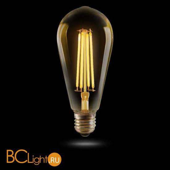 Лампа Voltega E27 6W 2800K 480Lm VG10-ST64Gwarm6W 5526