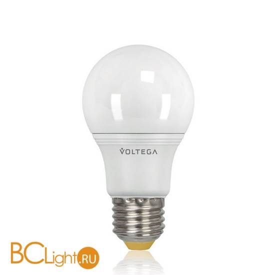 Лампа Voltega E27 LED 8W 4000K 806Lm VG2-А2E27cold8W 8443