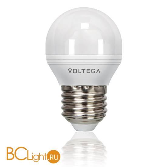Лампа Voltega E27 LED 6W 2800K 470Lm VG2-G2E27warm6W-D 5495