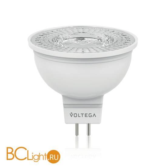 Лампа Voltega GU5.3 LED 6W 220V 4000K 450Lm VG2-S1GU5.3cold6W 5734