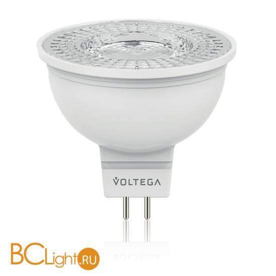 Лампа Voltega GU5.3 LED 4W 220V 2800K 330Lm VG2-S1GU5.3warm4W 6949
