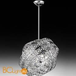 Потолочный светильник Voltolina Galaxy diam. 90 cromo